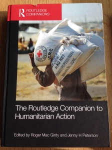 Routledge Companion on Humanitarian Action